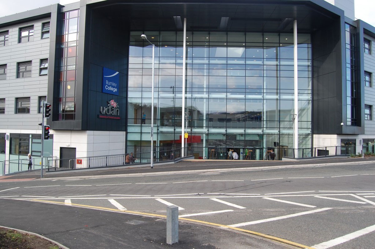 Burnley College Sixth Form Centre