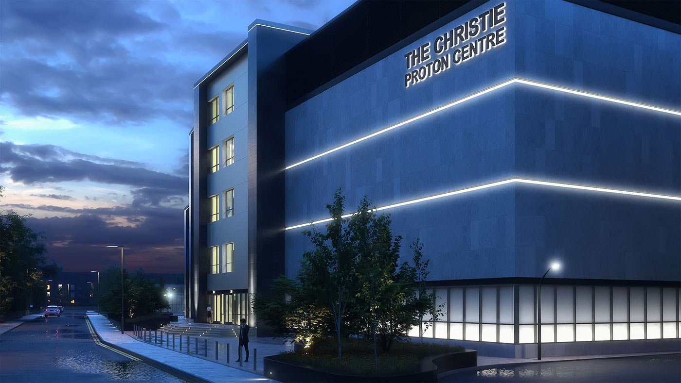 The Christie, Manchester – Access control
