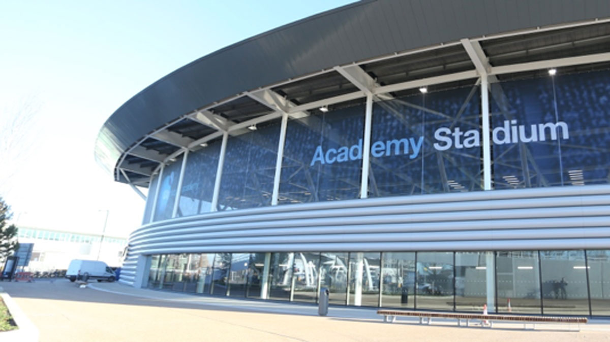 Manchester City's Training Academy